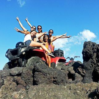 Etna quad excursions - divertimento