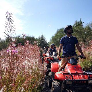 Etna quad teambuilding escursioni