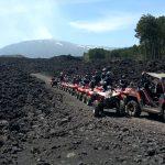 Etna quad - teambuilding