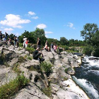 Alcantara fiume - River Alcantara - quad tour