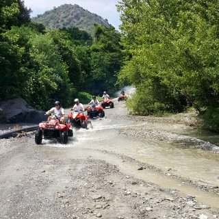 Alcantara quad driving - Etna Quad