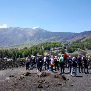 Etna trekking - Piano Provenzana - Etna Quad
