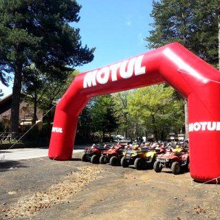 Incentive Escursione quad tour - Etna vulcano - Motul