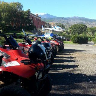 Incentive tour elicottero - quad Sicily