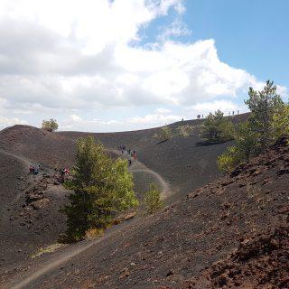 Monti Sartorius Etna Quad trekking