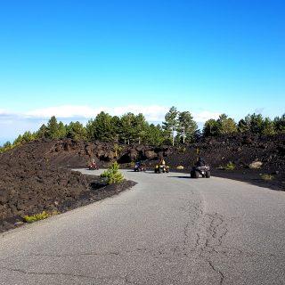 Quad fahren - Etna Quad