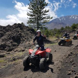 Etna Quad tour - Etna escursione lava - Etnaquad