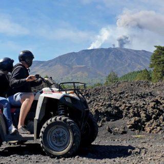 Etna Quad Adventure - Quad tour Etna Sicilia