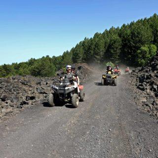 Etna quad escursioni
