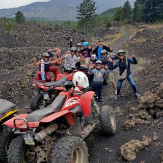 Etna quad tour personalizzato