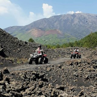 Etna crater - quad tour