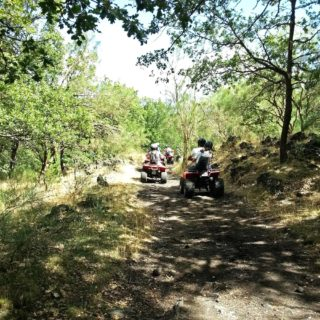 Etna quad excursion quad rijden