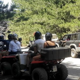 Etna quad tour - Etna jeep tour