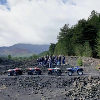 lava 1865 Etna quad tour
