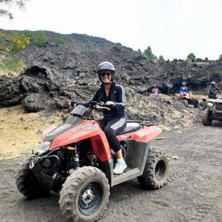 Lava 1923 - Etna Quad tour