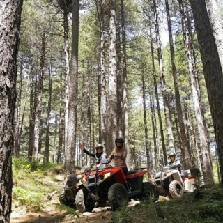 Pineta Ragabo quad tour