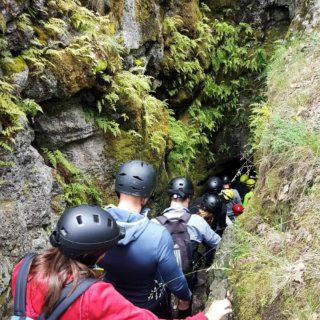 visita grotta lavica gruppi